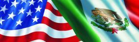 Ameri-Mexican Flag Rear Window Graphic