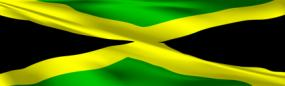 Jamaican Flag Rear Window Graphic