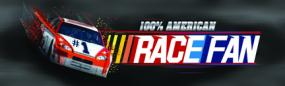 American Race Fan Rear Window Graphic