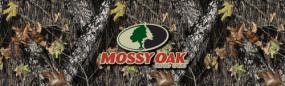 New Breakup With Mossy Oak Logo Rear Window Graphic