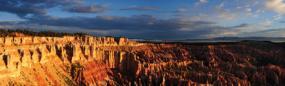 Sunlit Skies Utah Rear Window Graphic