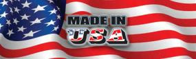 Made In USA Rear Window Graphic