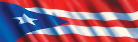 Puerto Rican Flag Rear Window Graphic