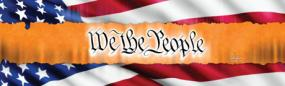 We The People Rear Window Graphic
