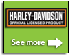 Harley Davidson Rear Window Graphics